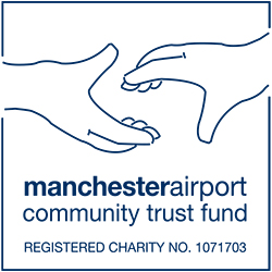 Image result for Manchester Airport Community Trust Fund logo